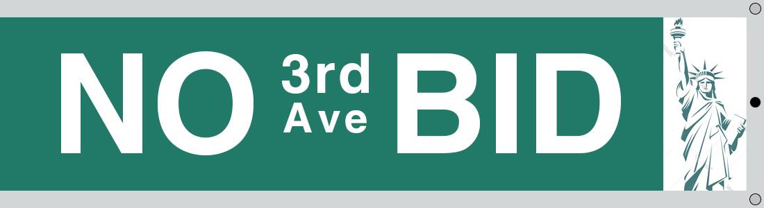 No Bid On 3rd Avenue Bay Ridge