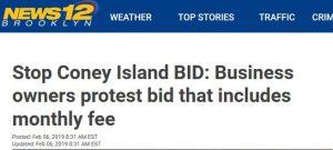 Stop the Coney Island BID