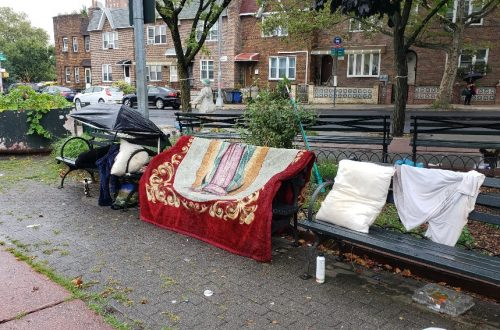 a bid will not fix the homeless problem