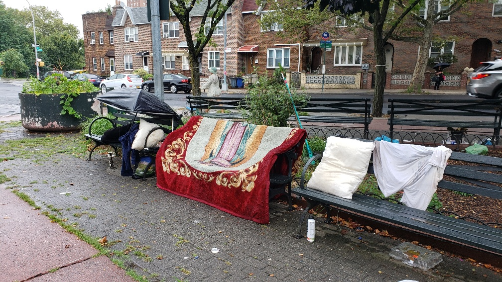 a bid will not fix the homeless problem