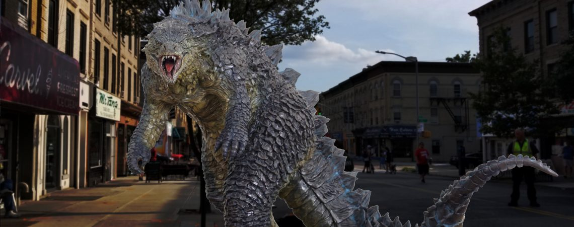 third avenue bid voracious monster